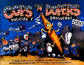 Cops 'N Dopers front cover